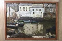 Claus Bergen - Polperro harbour Cornwall