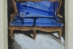 Fabio Calvettie - Blauwe bank