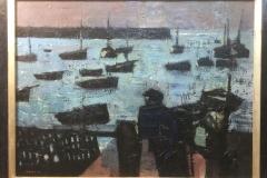 Jean le Guen - Haventje in Bretagne