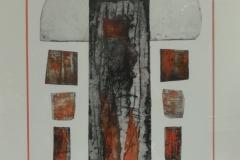 Wout van Heusden - Zonder titel abstract 1