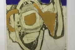 Cees Kortlang - Abstract compositie