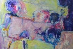 W. Kreukniet - Zonder titel abstract