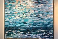 Marcel Kreuning - Vier jaargetijden aan zee: Zomer