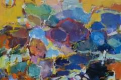 Frans Manders - Zonder titel abstract