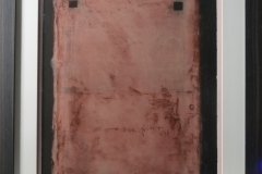 W.E. Moonen - Zonder titel 1979 roze