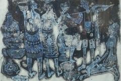 Bruce Onobrakpeya - Lagos 1971 Afrikaans 2