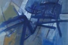 Jan Overbeeke - Zonder titel abstract 1962