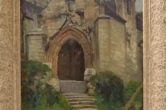 Jacoba Ritsema - Kerk in Bretagne
