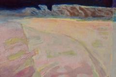 Rob Jacobs - Woestijnlandschap Spanje