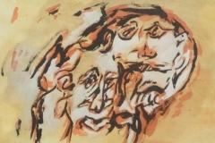 Jan Sierhuis - Zonder titel figuren