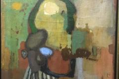 Rost Volodik - abstracte compositie
